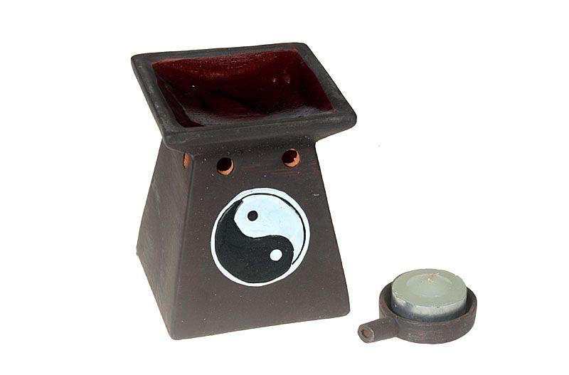 Yin Yang Duftöllampe