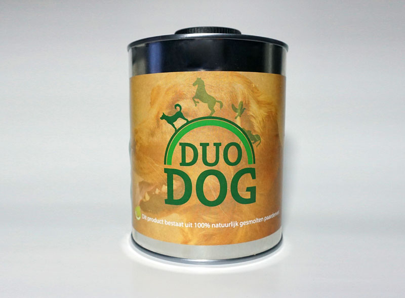 Duo Dog Pferdefett 1000ml