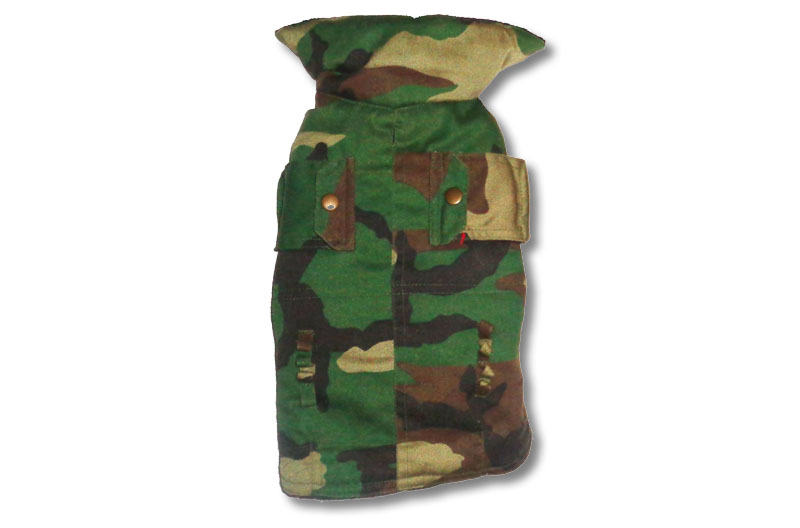 Nobby Camouflage Hundemantel/Wintermantel
