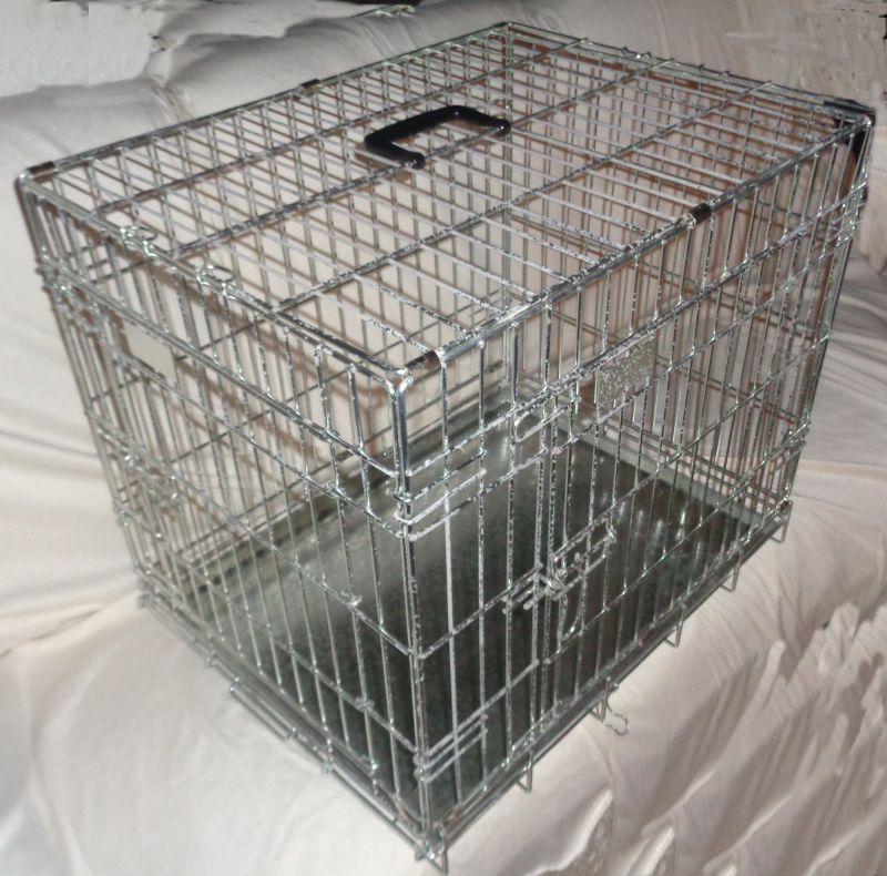 Faltbare Hundekäfig-Transportbox XS