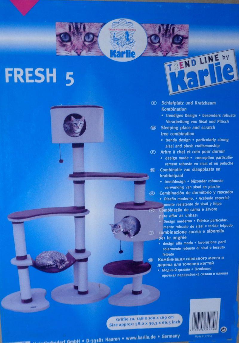 Karlie Kratzbaum Fresh 5
