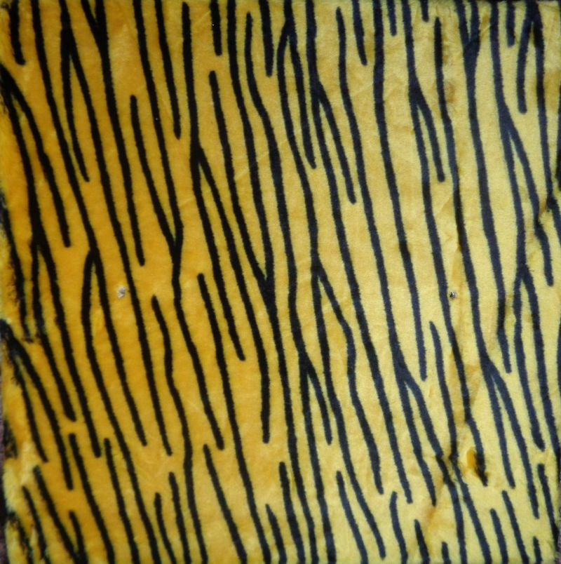 Tiger Bodenplatte für den Kratzbaum