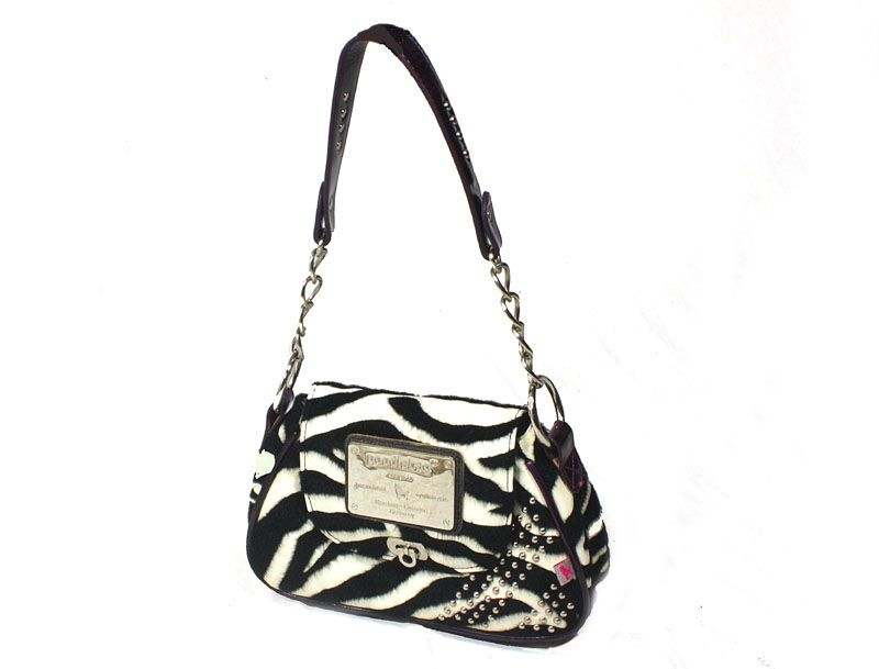 Poodlebag Funkyline Saturday Zebra