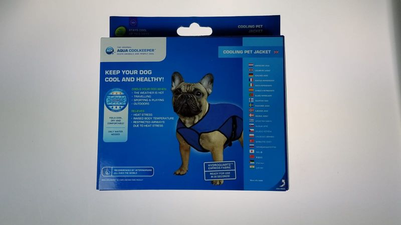 Auqa Coolkeeper Cooling Pet Jacket