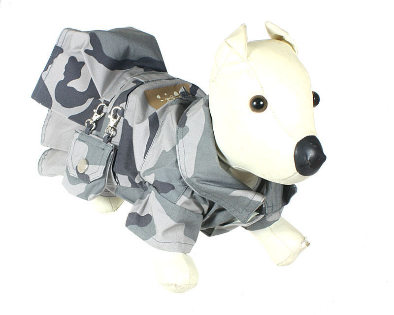 Camouflage Hundekleid
