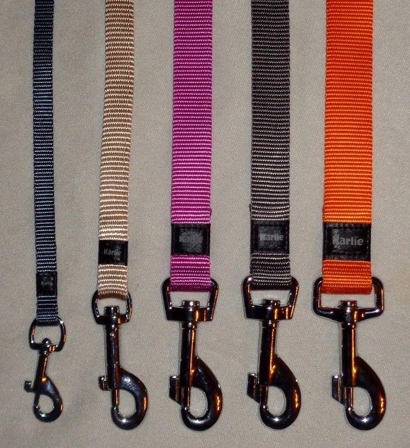 Nylon Hundeleine/Halsband Art Sportiv Plus