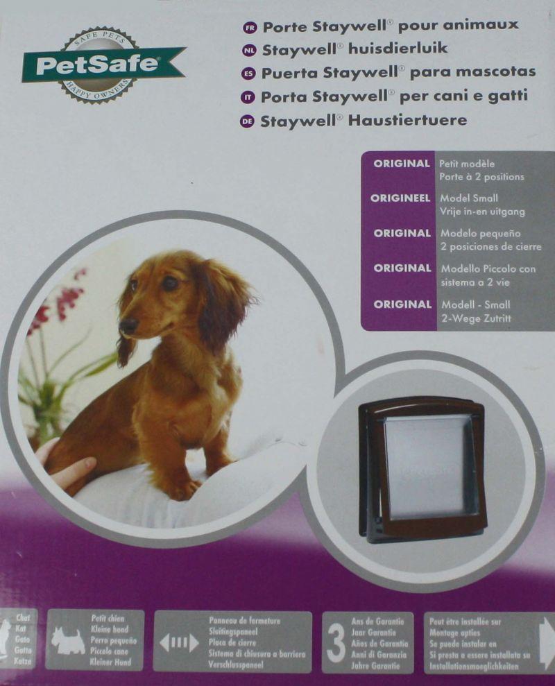 PetSafe StayWell Hundeklappe bis 7 kg