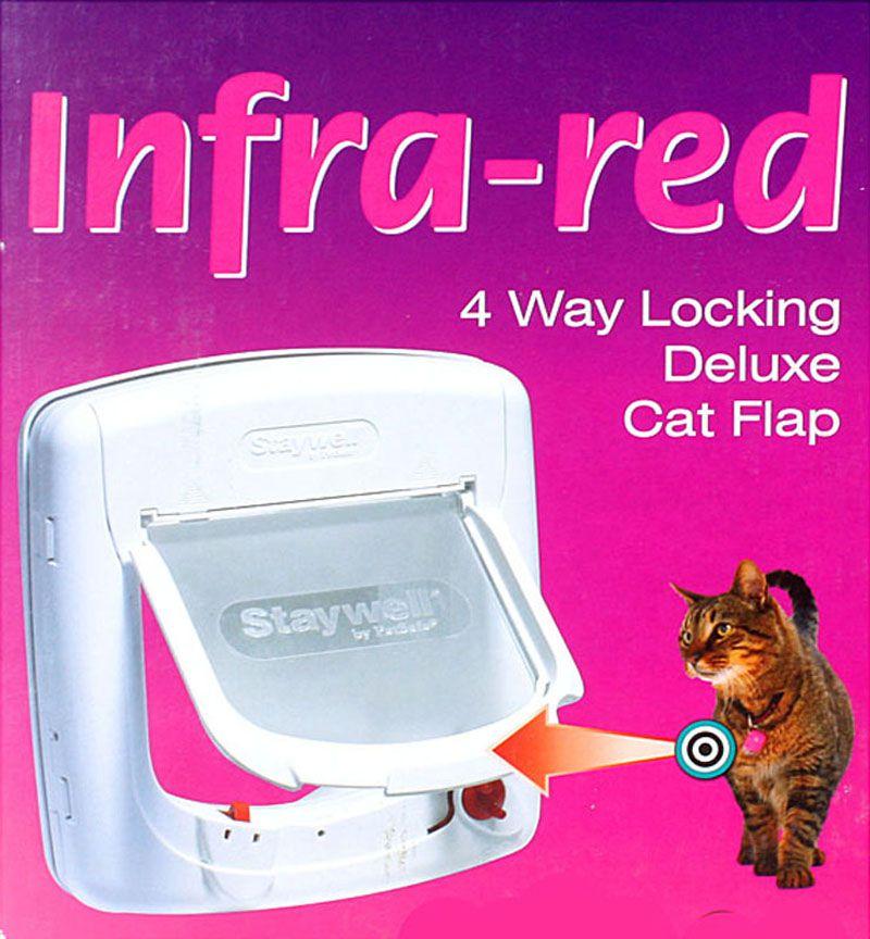 Infrarot Katzenklappe
