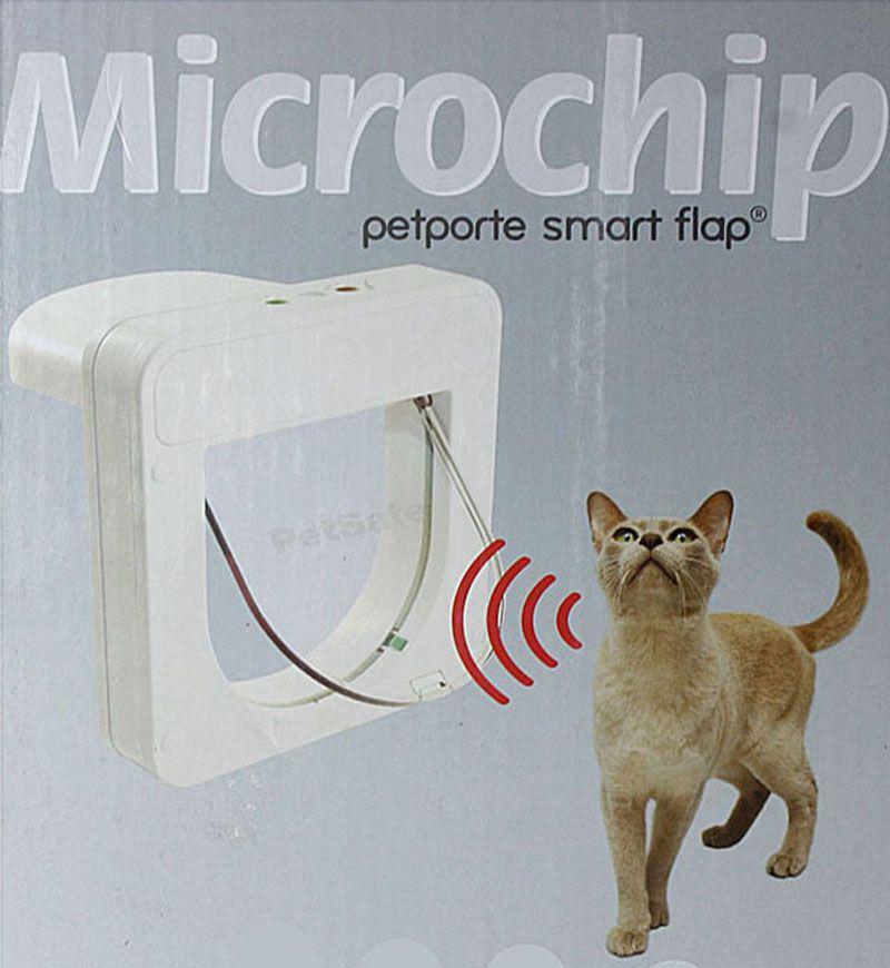 Microchip Katzenklappe