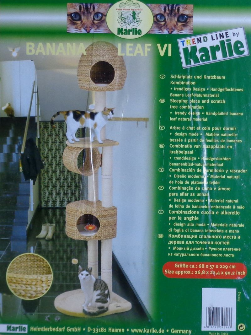 Karlie Kratzbaum Banana Leaf VI