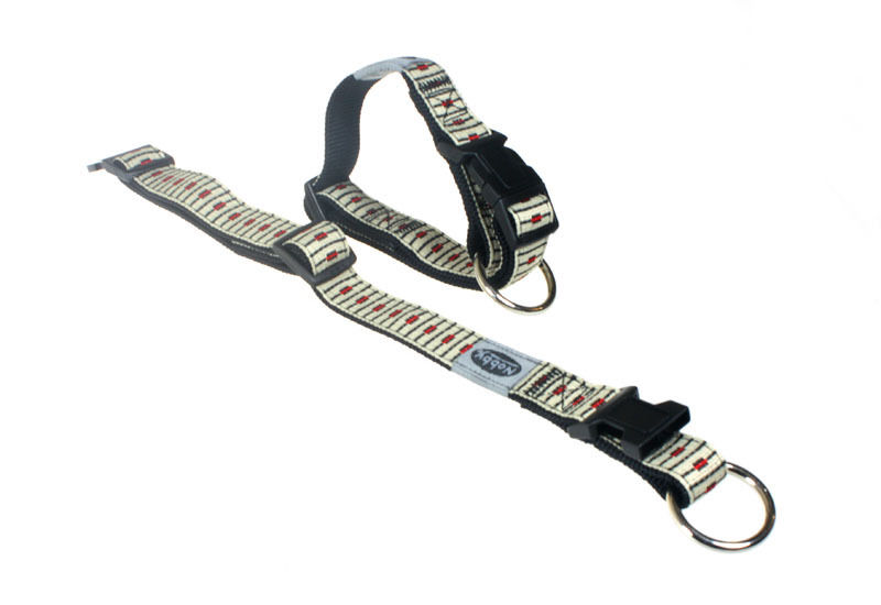 Nobby Nylon Halsband mit Schnappverschluss