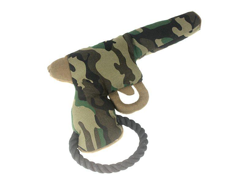 Hundespielzeug Pistole