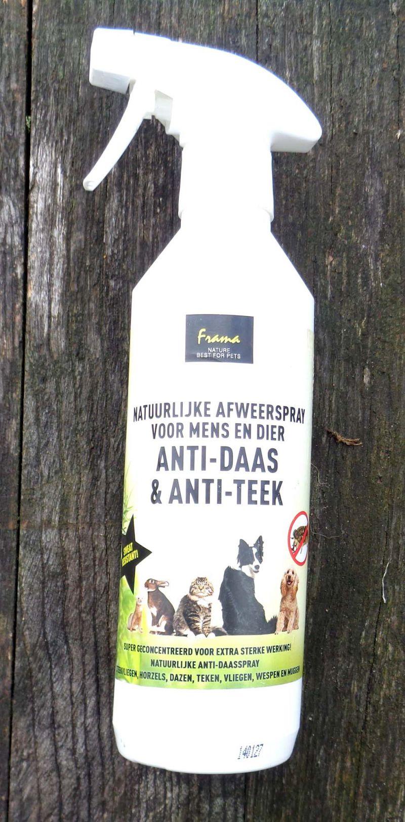 Anti Insekten und Zeckenspray